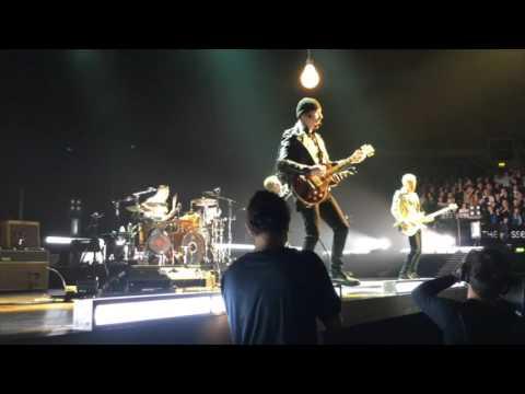 U2 Live in Belfast Front Row 18-11-15 540p