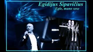Egidijus Sipavičius - Egle, mano sese (cover Rondo)