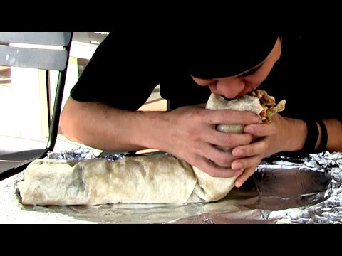 """Burritozilla"" killed in under 2 Minutes!"