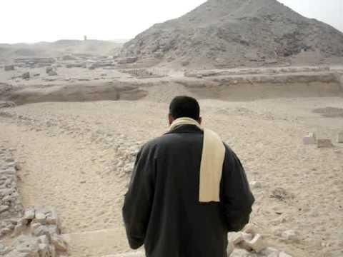 Germany-Rome-Egypt-Turkey: Saqqara Cairo #3 120909.MPG