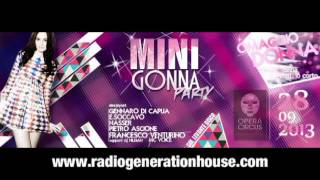 InsomniaEvent - Radio Generation House | Minigonna Party |