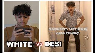 White TV Ads vs Desi TV Ads | Sunny Jafry