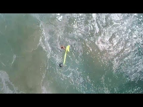 Download Youtube: Drone rescue off Australian beach heralded as world-first