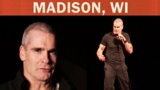 Vadge Support and Teacher Love | Henry Rollins