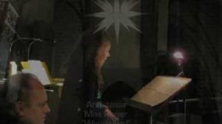 "Max Reger ""Wiegenlied"", Anastasia Astric"