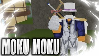 Ro-Piece Moku Moku Devil Fruit | New Smoker Boss | Roblox One Piece | iBeMaine