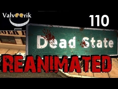 Dead State Reanimated *110* Lang ist's her! [Lets Play/DE/HD]