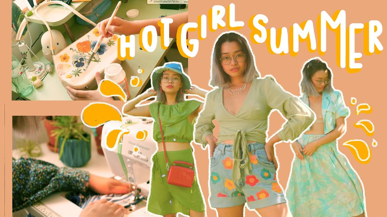 CLOTHING TRANSFORMATION // sprucing up my wardrobe for summer
