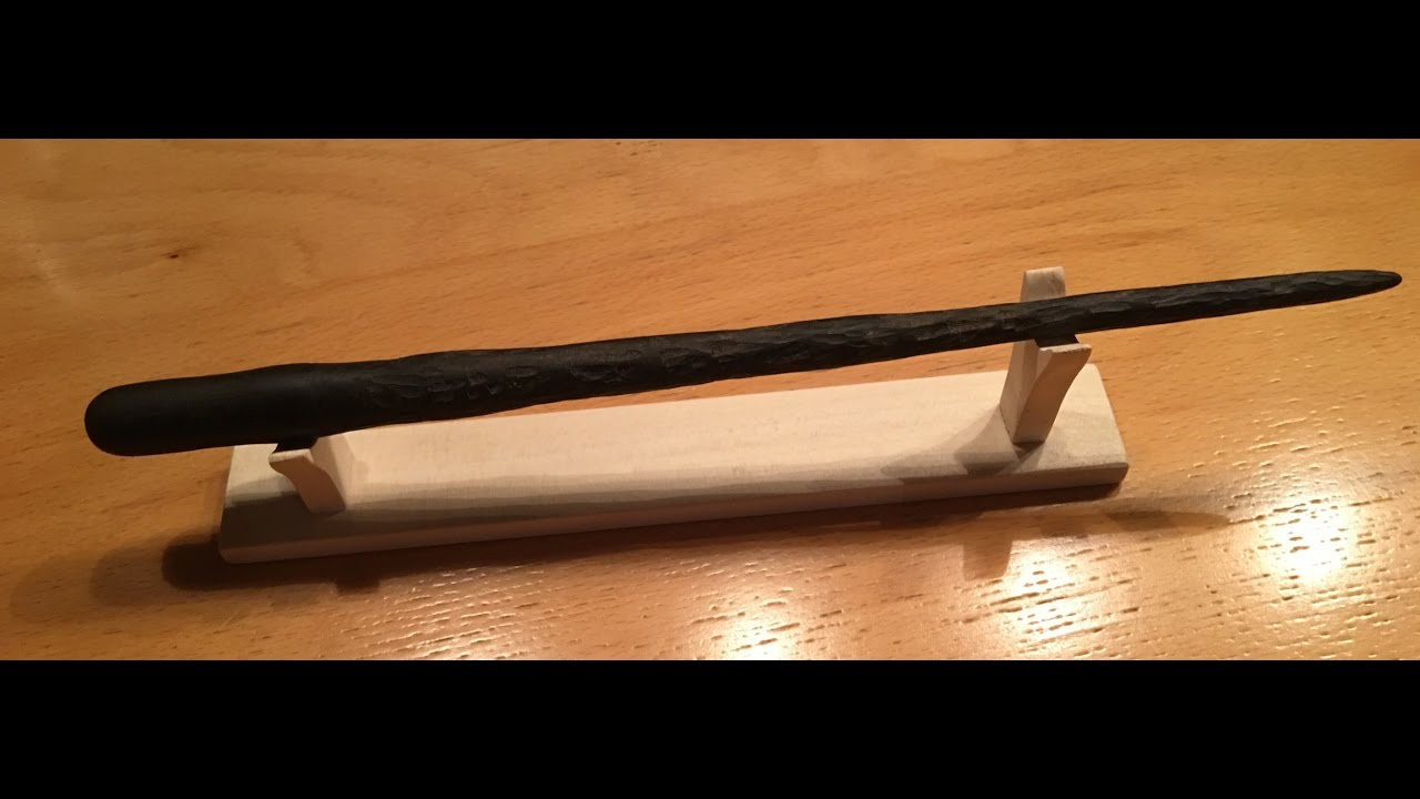 Harry potter ebony wand