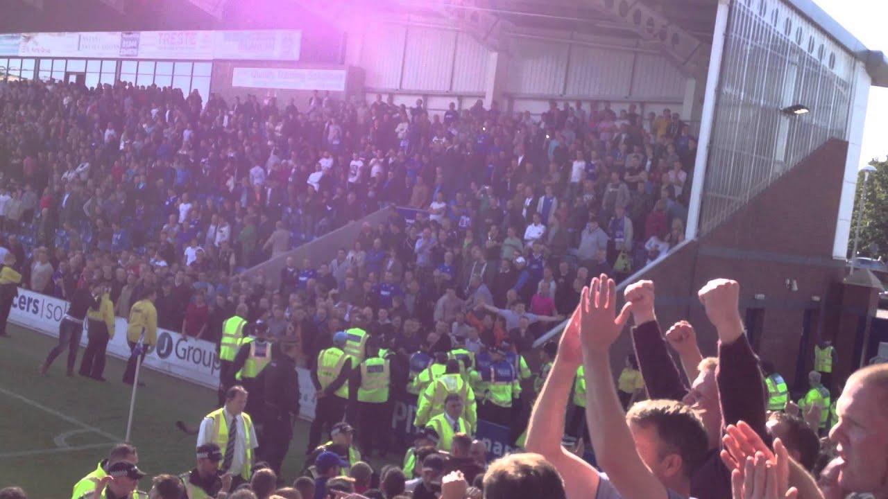 Blackburn Rovers: Celebrity Fans - Ewood Park
