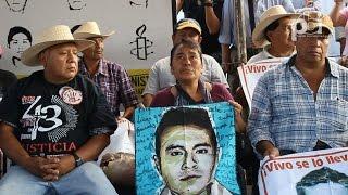 Ayotzinapa: Un año desaparecidos