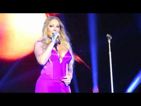 Mariah Carey - 13. The Roof (LIVE Sydney 2014-11-10) COMPLETE PERFORMANCE