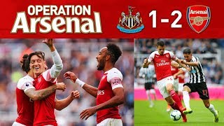 NEWCASTLE 1-2 ARSENAL - TORREIRA CHANGES THE GAME AGAIN!