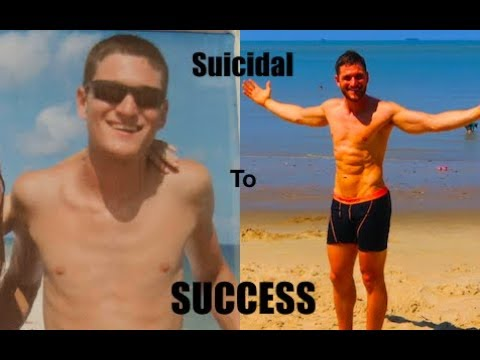 NEVER, EVER, GIVE UP - SUICIDAL TO SUCCESS
