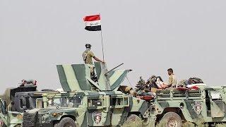 فيديو..الجيش العراقي يتقدم بصعوبة في الفلوجة ومقاومة داعشية شرسة