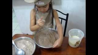 TUTORIAL TORTA HÚMEDA DE CHOCOLATE