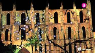 PALNOISE - 3D projection Mapping Cathedral, Sant Sebastià, Palma de Mallorca (Reduced)
