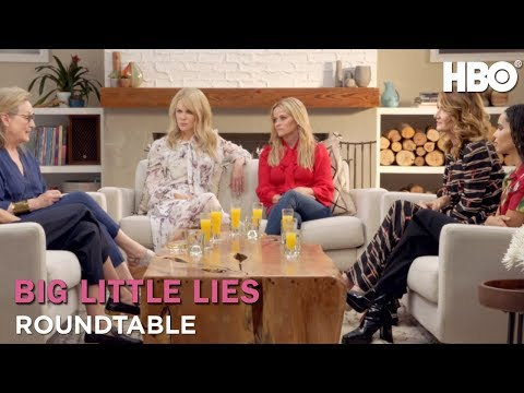 Big Little Roundtable (Part 1) | HBO