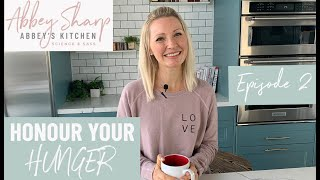 How to Know if You're ACTUALLY Hungry PLUS is a Intuitive Eating Just for Thin People?
