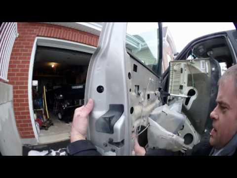 Silverado 2004 Exterior Driver Side Door Handle Replacement Youtube