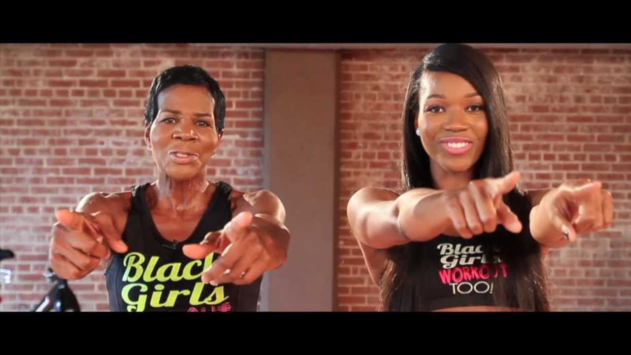 Black Girls Workout, TOO! Total Body