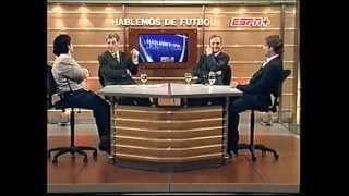 Hablemos de Futbol con Batistuta y Maradona 1/2