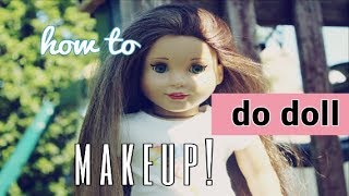 HOW TO DO DOLL MAKEUP 2018 // PART 4 OF FIXING MARIE GRACE!