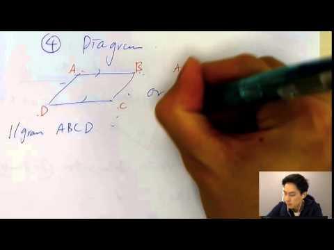 IB Math Exam Secrets for Vector