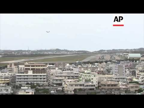 ONLY ON AP Plan to move base highlights US problem on Okinawa
