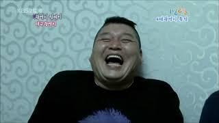 양준혁의 은퇴경기 회상(1박2일 프로그램중) feat. 김광현