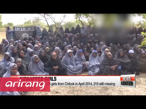 Video from Boko Haram shows kidnapped girls may be alive