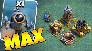 """EVERY UPGRADE MAXED!! """"Clash Of Clans"""" O.T.T.O Name Revealed!!!"""
