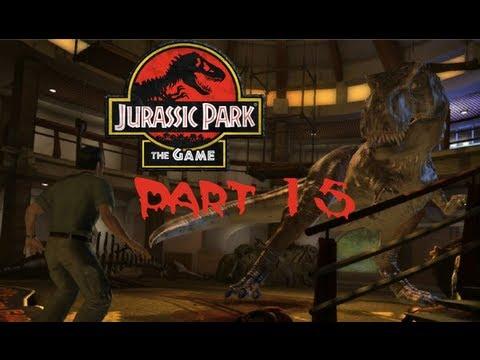 Jurassic Park the Game Blind Let