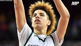 LaMelo Ball high school basketball highlights