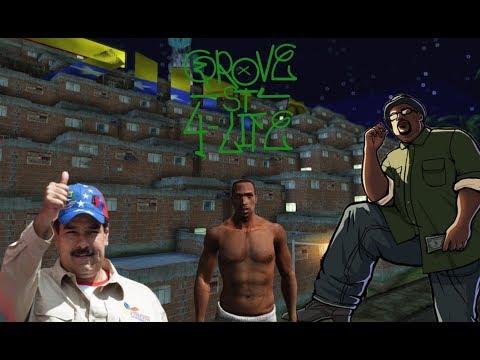 GTA: San Andreas - Ep38 - Conquistando barrios 3/3