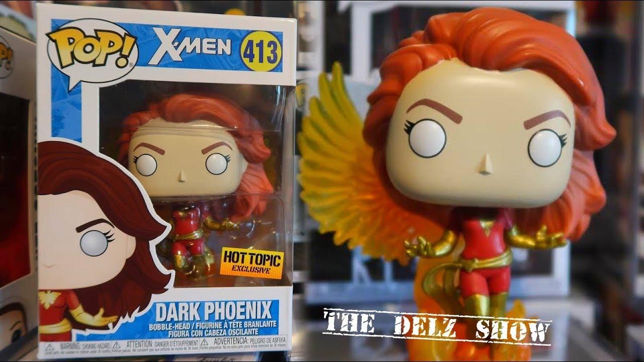 Funko Dark Phoenix Marvel Pop! X-Men