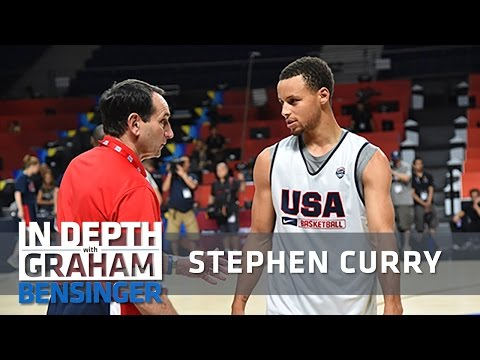 Steph Curry: Lessons from Coach K