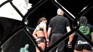 Legacy Amateur Series 8  - Ashley Meza vs. Stephanie Alba - Round 3