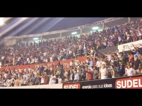 Fiesta de Nacional en el Palacio Peñarol vs Welcome