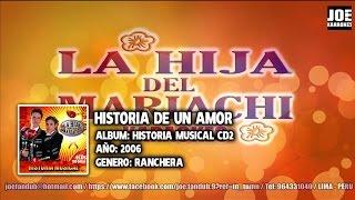 HISTORIA DE UN AMOR - LA HIJA DEL MARIACHI (KARAOKE)