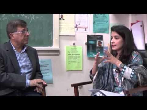 Dr. Pervez Hoodbhoy - Interviewed by Bisma Faiz
