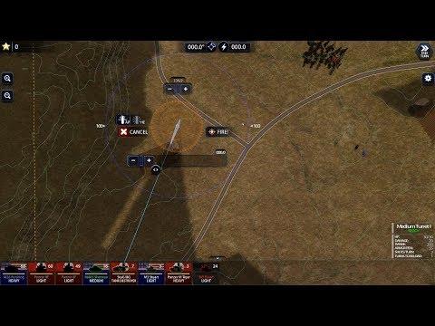 Battle Fleet Ground Assault Gameplay Review