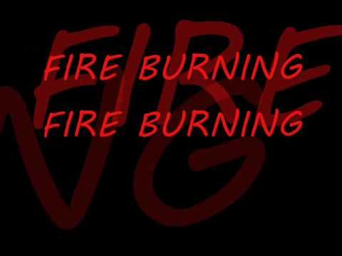 fire burning  sean kingston tomorrow with lyrics