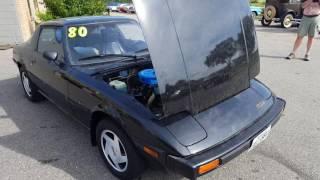 1980 Mazda RX7 FOR SALE AT WWW.UNIQUECLASSICCARS.COM