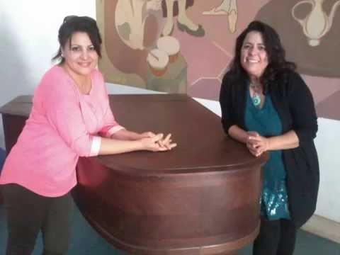 مدربة الحياة السيدة سلمى كارا في لقاء استثنائي على موجات  الاذاعة الوطنية  التونسية مع  وداد محمد