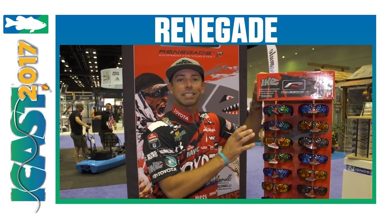 eb47abd536 Renegade Sunglasses with Michael Iaconelli