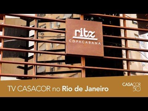 Conheça o Hotel Ritz Copacabana, assinado por Mario Costa Santos no Rio de Janeiro