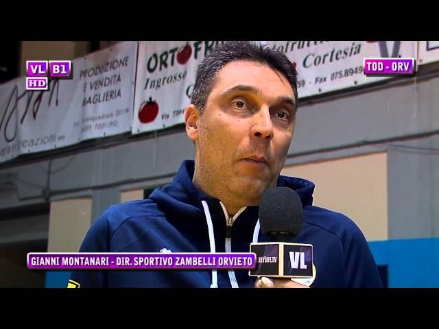 Interviste Todi vs Orvieto