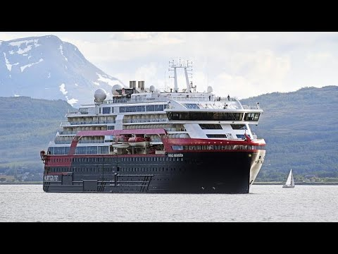 COVID-19 на норвежском круизном лайнере