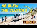 Perth Beaches Overland Camping Trip